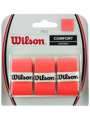 Wilson overgrip orange