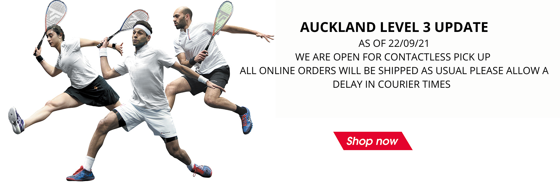 AUCKLAND LEVEL 3 UPDATE WE ARE CURRENTLY OPEN FOR CONTACTLESS PICK UP ALL ONLINE ORDERS WILL BE SHIPPED AS USUAL PLEASE ALLOW A DELAY IN COURIER TIMES