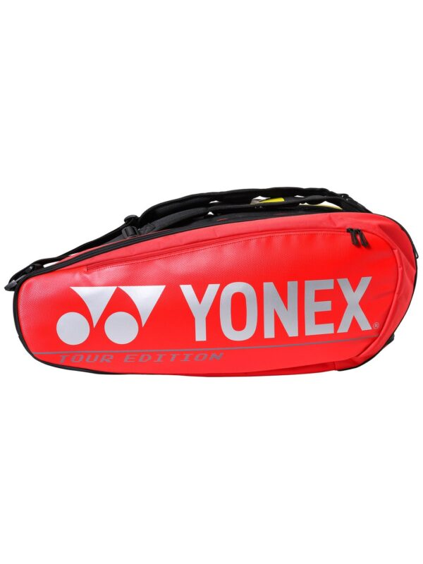 yonex pro series 6 pack red